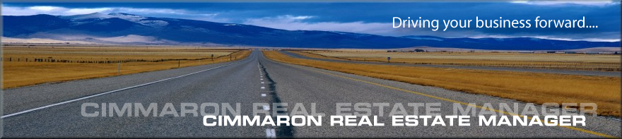 Cimmaron Real Estate Manager